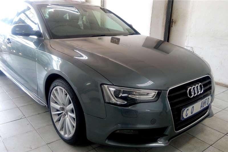 Audi A5 2.0 2013