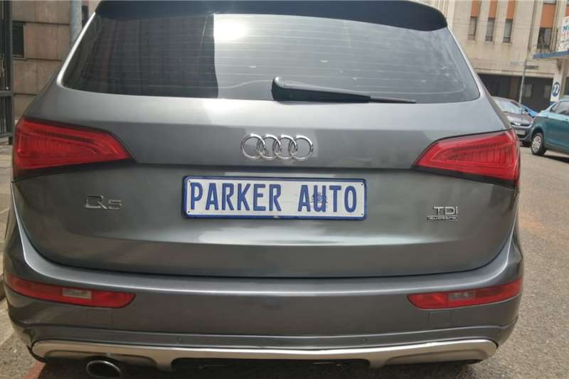 Audi A5 2.0 2016