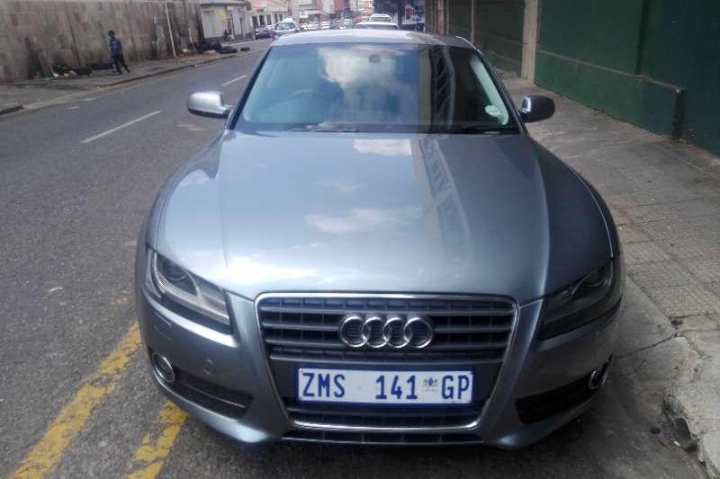 Audi A5 2.0 TFSi 2010