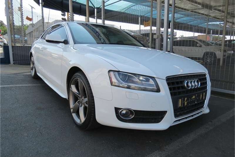 Audi A5 2.0T FSi MULTITRONIC 2010