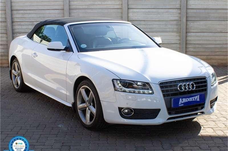 Audi A5 2.0T FSi MULTITRONIC 2011