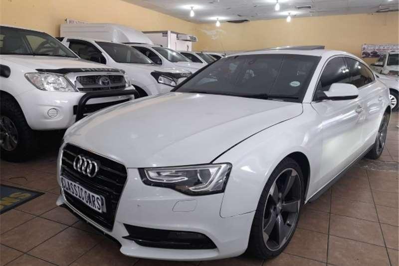 Used 2014 Audi A5