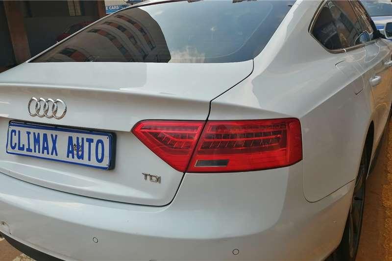 Audi A5 3.0 TDI AUTO 2014