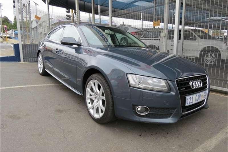 Audi A5 3.2 FSi QUATTRO TIP 2010