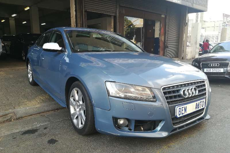 Audi A5 cabriolet 2.0T 2010
