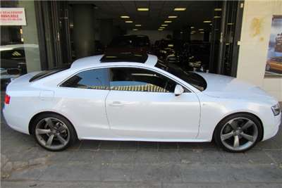 Used 2012 Audi A5 cabriolet 2.0T
