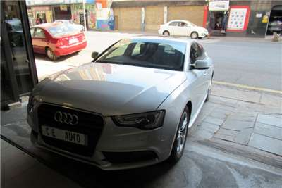 Audi A5 cabriolet 2.0T 2012
