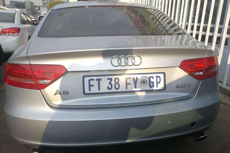 Audi A5 cabriolet 2.0T 2012