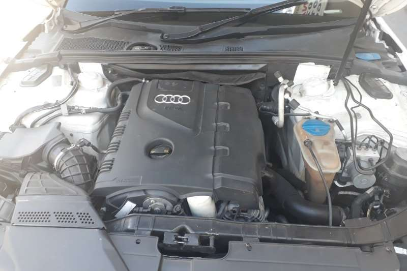 Audi A5 cabriolet 2.0T 2013