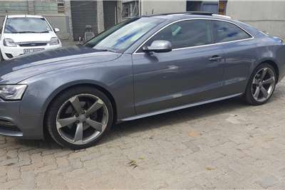 Used 2015 Audi A5 cabriolet 2.0T