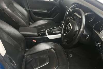 Audi A5 cabriolet 2.0T multitronic 2011