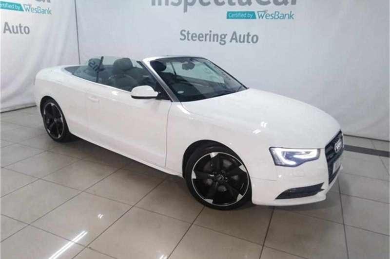Audi A5 cabriolet 2.0T quattro 2012