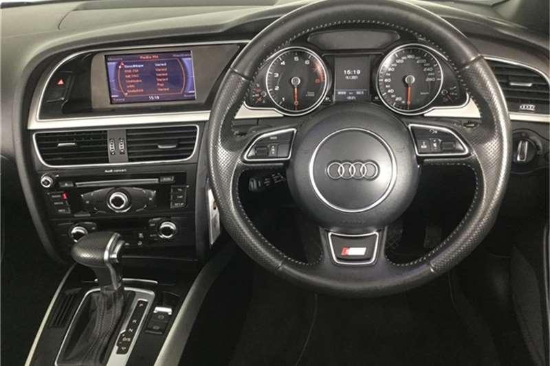 Audi A5 cabriolet 2.0T quattro 2013