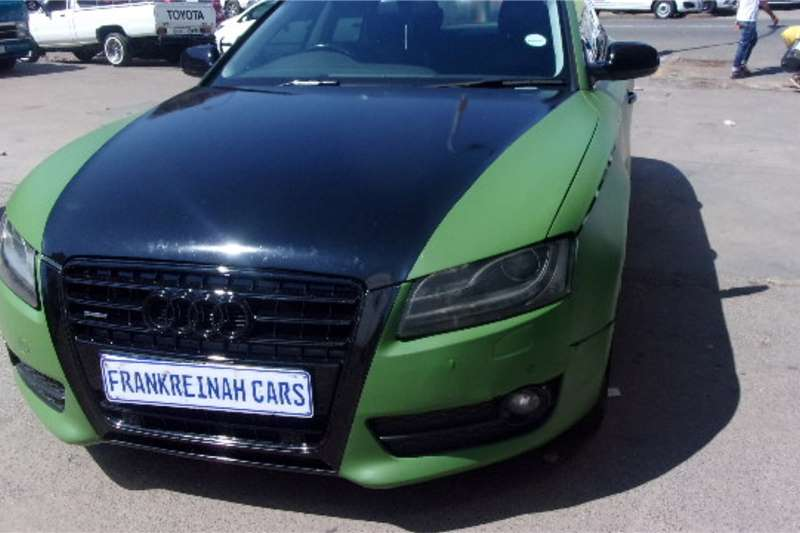 Used 2010 Audi A5 cabriolet 2.0T SE