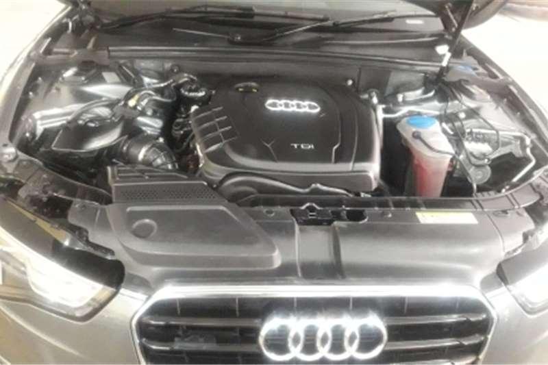 Audi A5 cabriolet 2.0TDI 2014