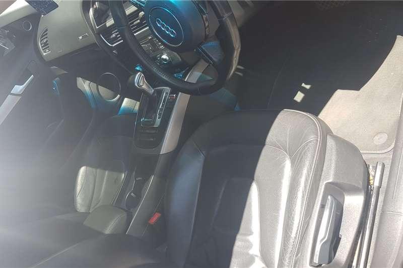 Audi A5 cabriolet 2.0TDI 2015