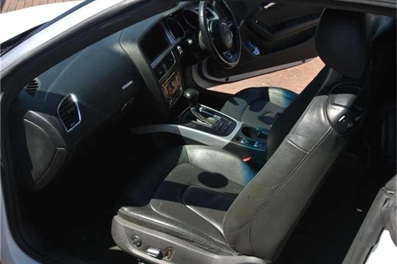 Audi A5 Cabriolet 2.0TDI 2016