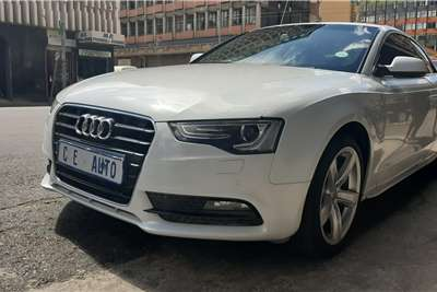 Audi A5 cabriolet 2.0TDI 2017