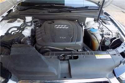 Audi A5 cabriolet 2.0TDI SE 2014