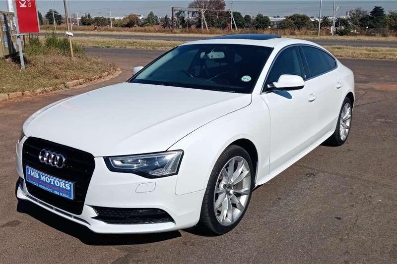Used 2014 Audi A5 cabriolet 2.0TDI SE