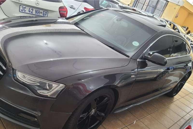 Audi A5 cabriolet 2.0TDI SE 2015