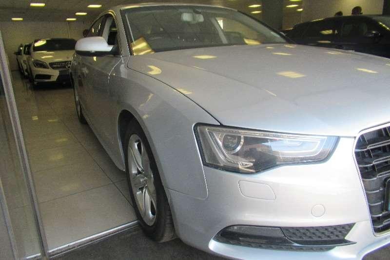 Audi A5 cabriolet 2.0TFSI 2012
