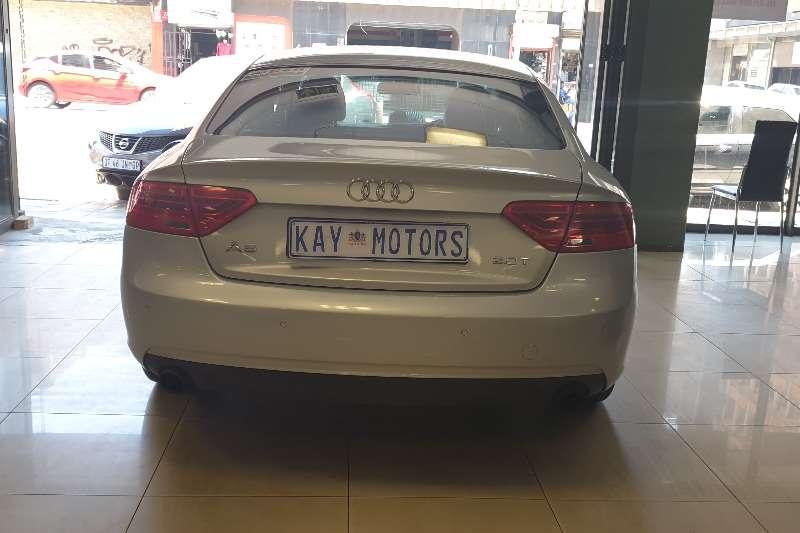 Audi A5 cabriolet 2.0TFSI 2013