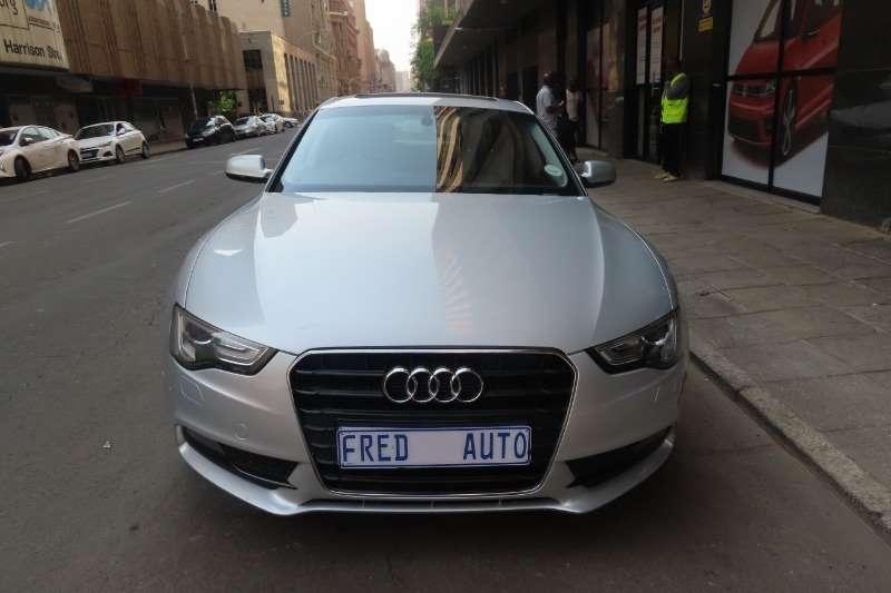 Audi A5 cabriolet 2.0TFSI quattro 2012