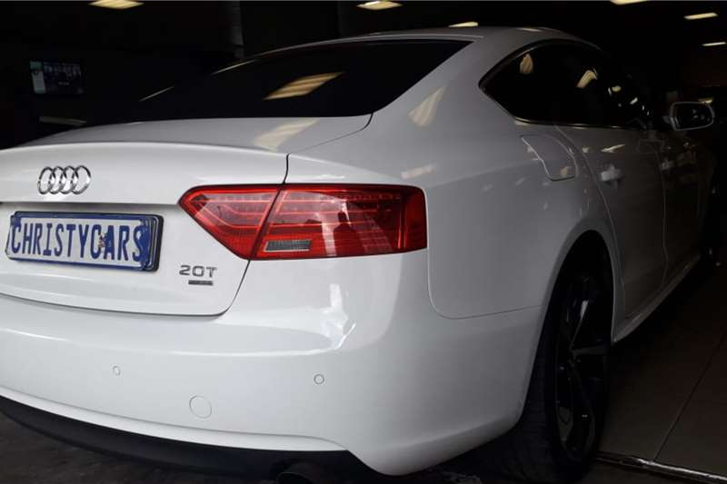Audi A5 cabriolet 2.0TFSI quattro 2015