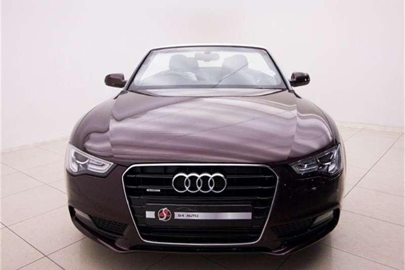 Audi A5 cabriolet 3.0TDI quattro 2014