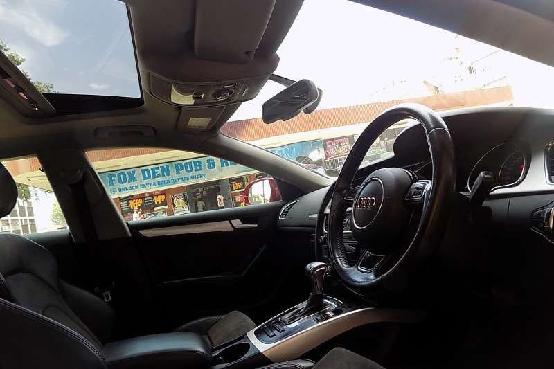 Audi A5 cabriolet 3.0TDI quattro 2015