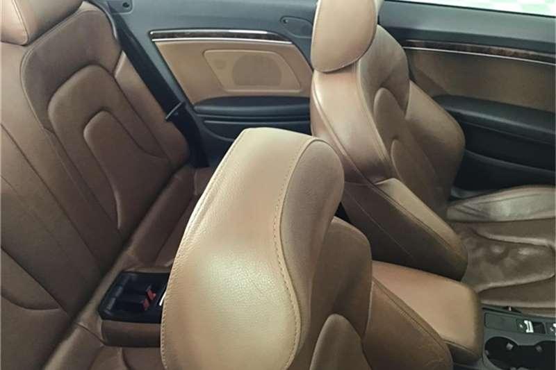 Audi A5 cabriolet 3.2 quattro 2009