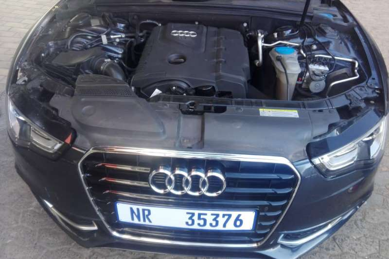 Audi A5 Cabriolet A5 2.0T FSi CABRIOLET SPORT STRONIC 2013