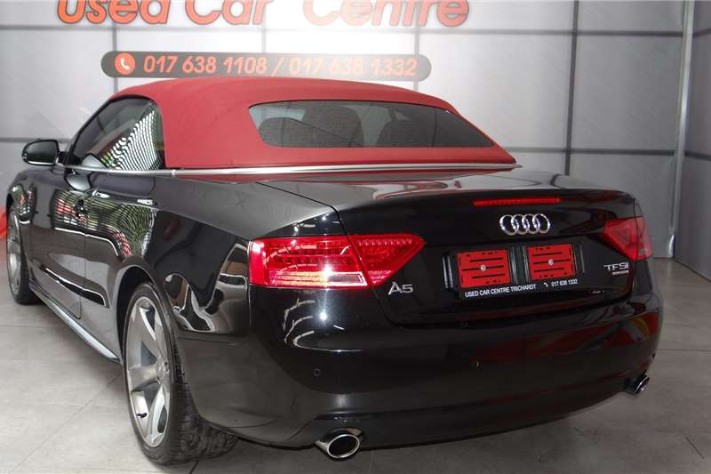 Audi A5 Cabriolet A5 2.0T FSi CABRIOLET SPORT STRONIC 2014