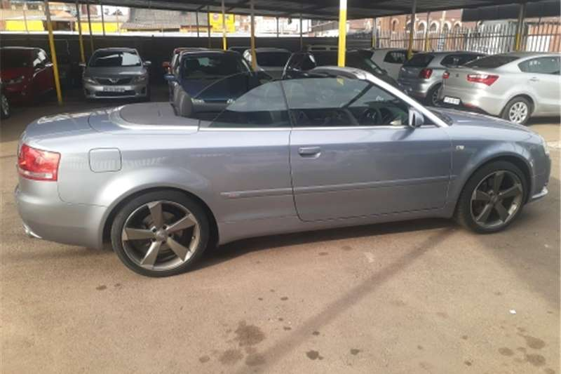 Used 2006 Audi A5 Cabriolet
