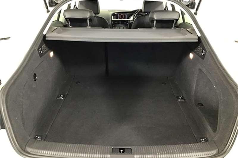 Audi A5 coupé 2.0T multitronic 2011