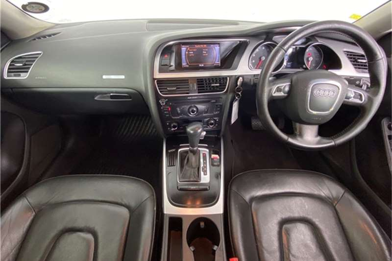 2011 Audi A5 A5 coupé 2.0T quattro