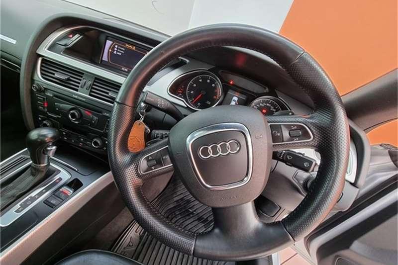 Used 2012 Audi A5 coupé 2.0T quattro