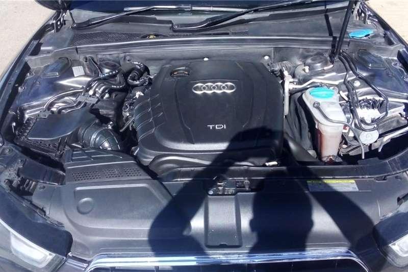 Used 2013 Audi A5 coupé 2.0TDI