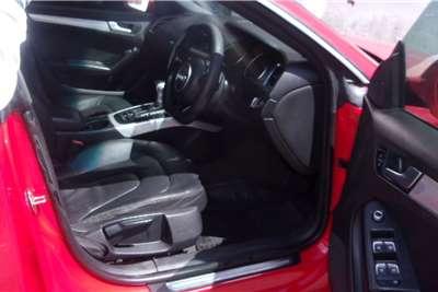 Audi A5 coupé 2.0TDI 2014