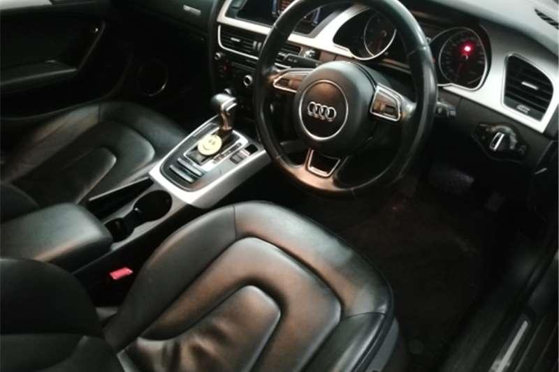 Audi A5 coupé 2.0TDI 2015