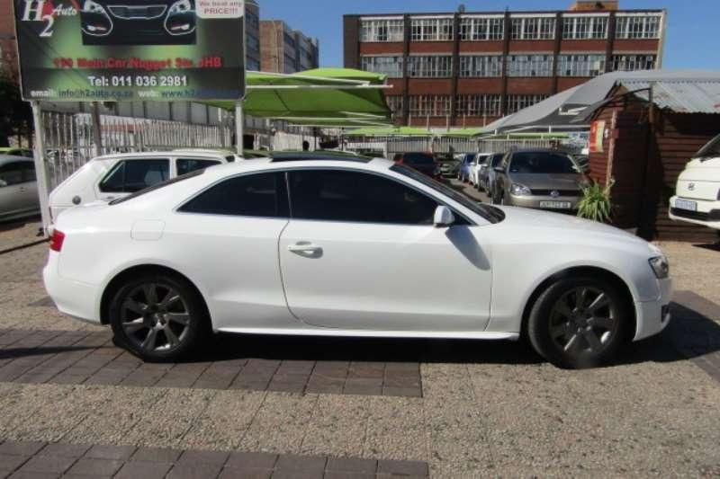 Audi A5 coupe 1.8TFSI SE auto 2011