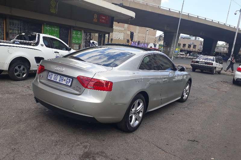 Audi A5 coupe 1.8TFSI SE auto 2015