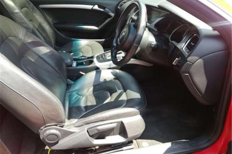 Audi A5 Coupe 2.0 TDI 2013