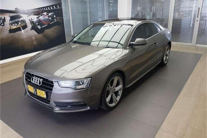 Audi A5 Coupe 2.0T Quattro 2013
