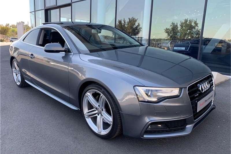 Audi A5 coupe 2.0T quattro 2014