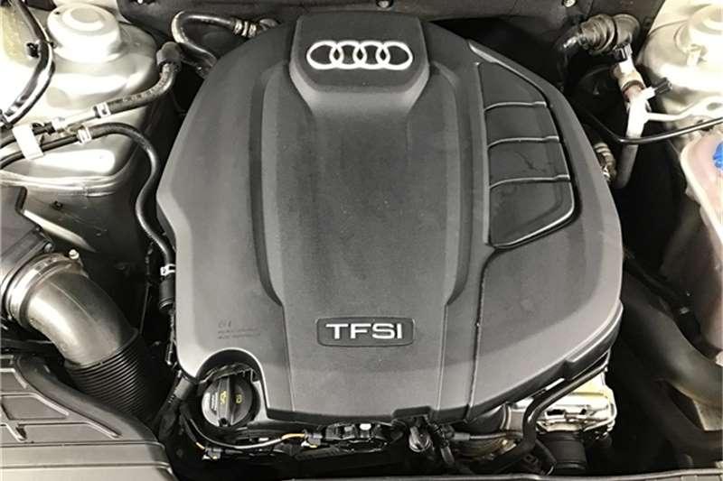 Audi A5 coupe 2.0T SE 2014