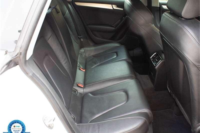 Audi A5 coupe 2.0T SE 2015