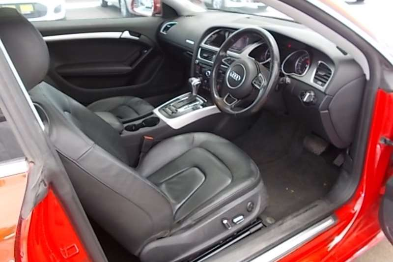 Audi A5 coupe 2.0TDI 2015