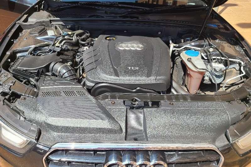 Used 2012 Audi A5 coupe 2.0TDI quattro